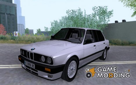 BMW E30 Limousine for GTA San Andreas