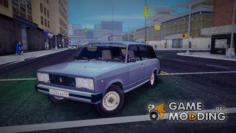 ВАЗ 2104 для GTA 3
