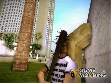 Бита с гвоздями из Manhunt для GTA Vice City