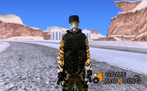 Tiger for GTA San Andreas