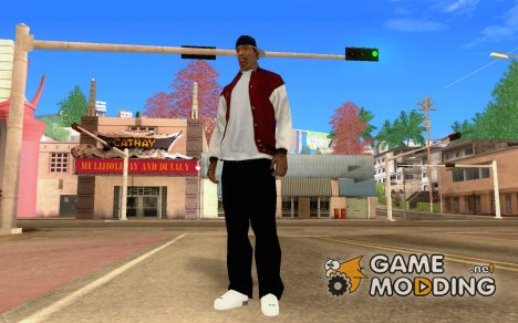 Phat Farm Shoes для GTA San Andreas