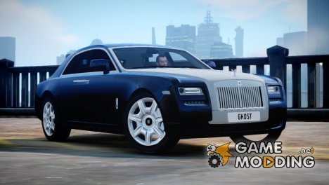 Rolls-Royce Ghost 2013 для GTA 4