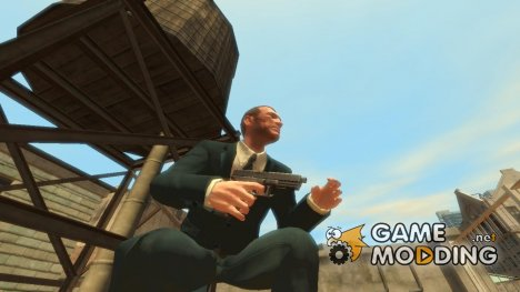 Glock 17 v.1 for GTA 4