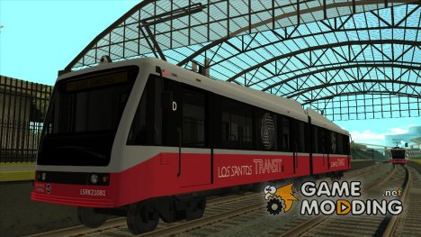 GTA V Metro Train for GTA San Andreas