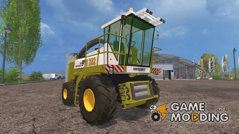 Fortschritt MDW E282 для Farming Simulator 2015