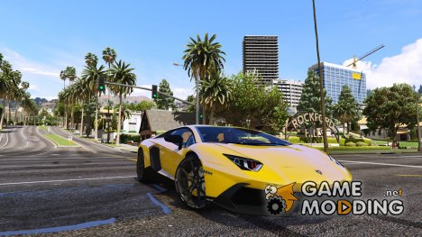 2013 Lamborghini Aventador LP720-4 50th Anniversary 2.2 for GTA 5