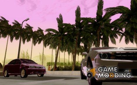 Красивый пак модов от Premiere182 for GTA San Andreas