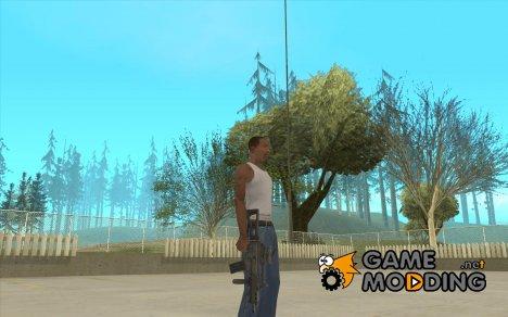 [Point Blank] G36C for GTA San Andreas