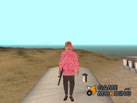 Lil Pump for GTA San Andreas