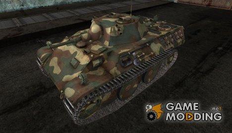VK1602 Leopard for World of Tanks