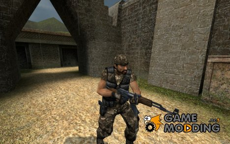 Happy Camper´s Desert Guerilla для Counter-Strike Source