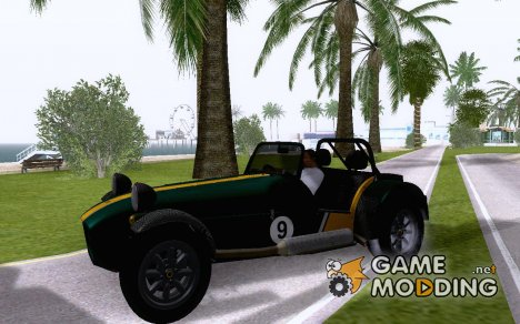 Caterham Classic for GTA San Andreas