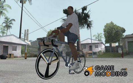 Leader Kagero Fixed Gear Bike for GTA San Andreas