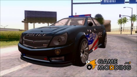 EFLC TBoGT Albany Police Stinger for GTA San Andreas