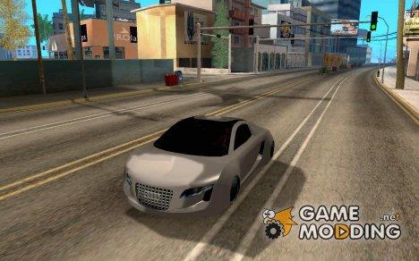 AUDI RSQ concept 2035 for GTA San Andreas
