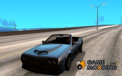 Buffalo без крыши for GTA San Andreas