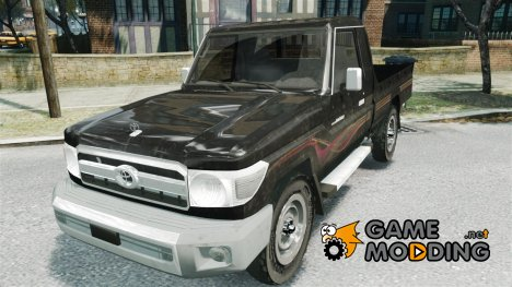 Toyota Land Cruiser Pick-Up 2012 для GTA 4