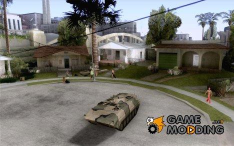 БМП-1 Камуфляжный for GTA San Andreas