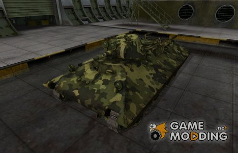 Скин для БТ-СВ с камуфляжем for World of Tanks