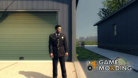Вито в полицейской форме for Mafia II
