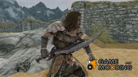 Overpowered Weapon Mod для TES V Skyrim