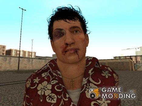 Beaten up Joe from Mafia II для GTA San Andreas