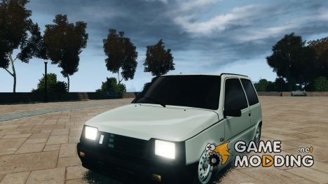 ВАЗ Ока 1111 for GTA 4
