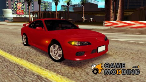 Nissan Silvia s15 Сток для GTA San Andreas