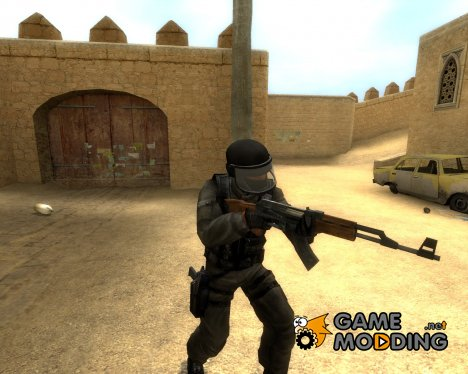 Gign Swat Pack 1 for Counter-Strike Source