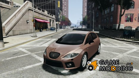 Seat Leon Cupra v.2 for GTA 4