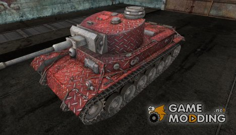 Шкурка для VK3001(P) №21 для World of Tanks