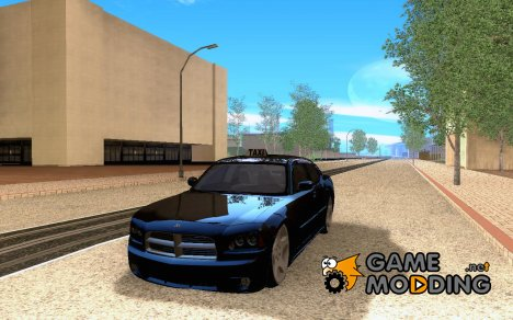 Dodge Charger RT Taxi Edition (V-2.0) для GTA San Andreas