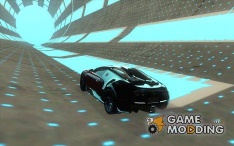 Krant race v2 for GTA San Andreas
