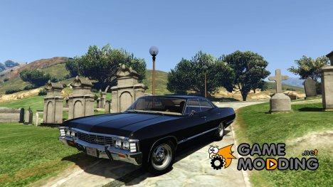 Chevrolet Impala 67 для GTA 5
