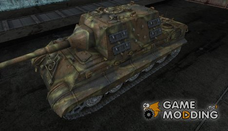 Шкурка для 8.8 cm Pak 43 JagdTiger for World of Tanks