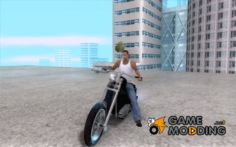 Hexer bike for GTA San Andreas