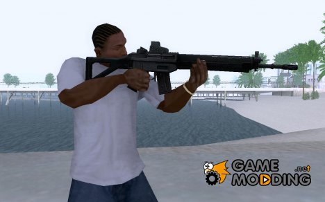 [Point Blank] SG550 for GTA San Andreas
