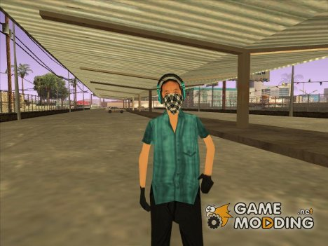 Оmoboat SWAG for GTA San Andreas
