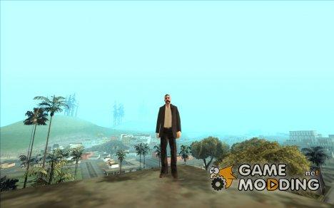 Новый скин продавца оружия для GTA San Andreas