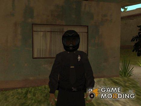 Скин из GTA 4 v40 для GTA San Andreas
