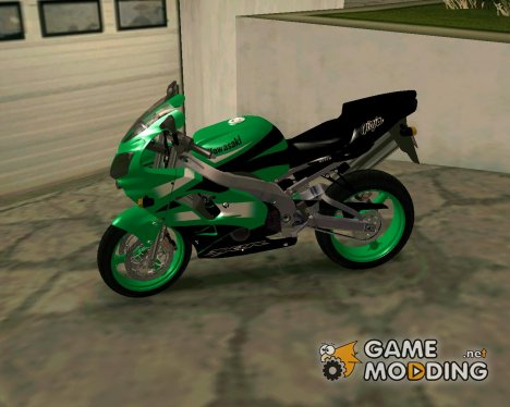 Kawasaki ZX-9R for GTA San Andreas