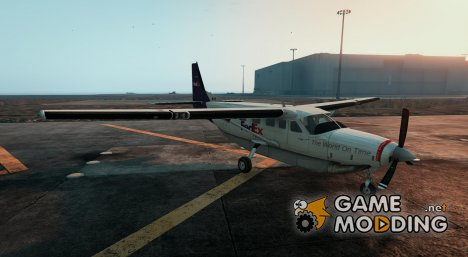Cessna Caravan 208 Fedex GTA V for GTA 5