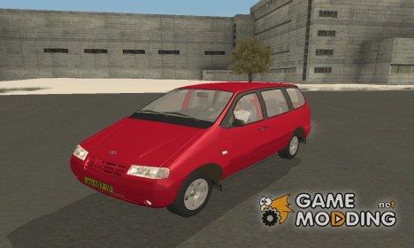 ВАЗ 2120 для GTA San Andreas
