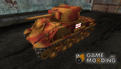 M4A3 Sherman от Askalanor for World of Tanks