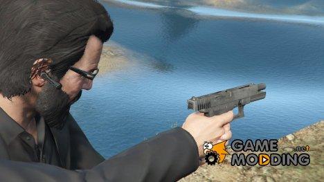 Max Payne 3 Glock 18 1.0 для GTA 5