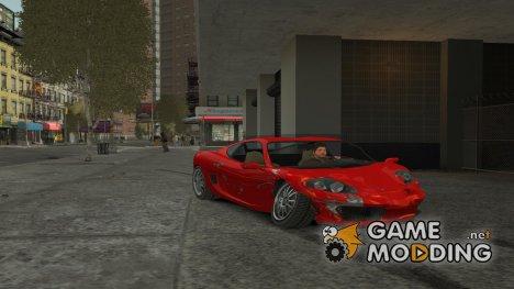 Реалестичные повреждения авто for GTA 4