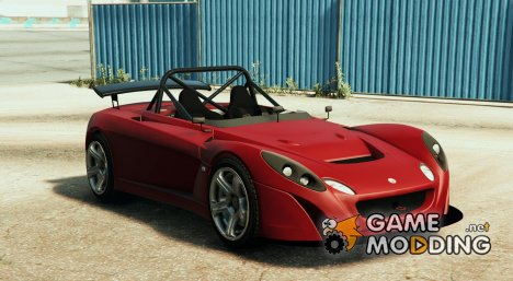 2009 Lotus 2 Eleven 1.0 for GTA 5
