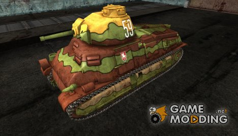 PzKpfw S35 739(f) for World of Tanks