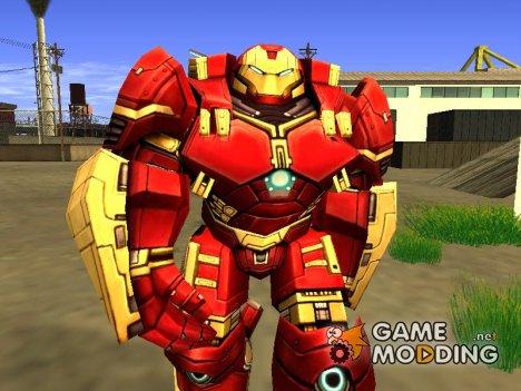Hulkbuster для GTA San Andreas