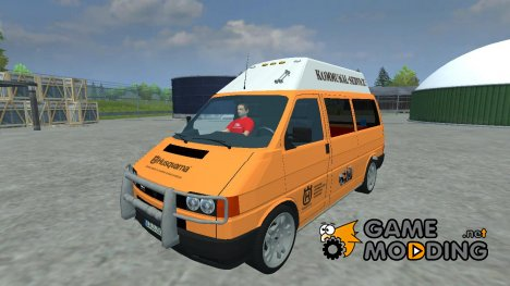 Volkswagen T4 Service для Farming Simulator 2013